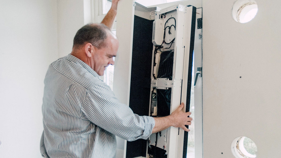 As an installation expert and energy expert, you want to know how it works