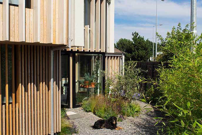 Neubau Passivhaus Dublin (IRE 2017) - 1