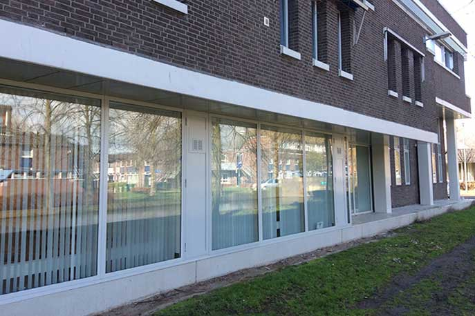 Renovated Office Building Almere (NL 2018) - 5
