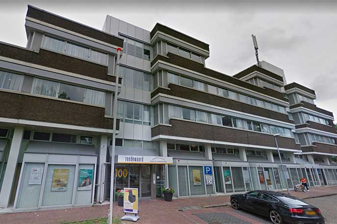 Renovated Office Building Almere (NL 2018) - 6