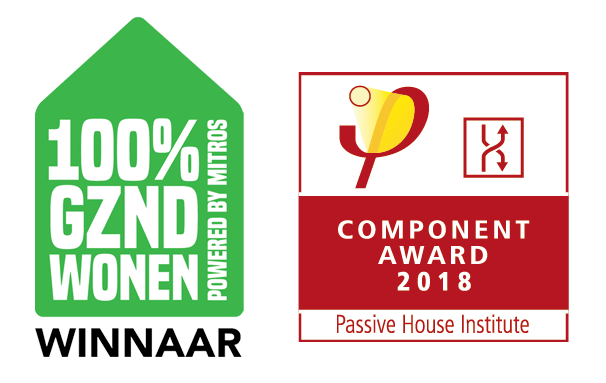 Mitros en Passivehouse winnaar 2018